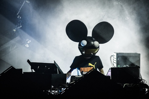 Deadmau5 In Concert At L'Olympia